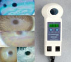 TearScope per analisi occhio secco