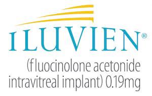 Farmaco Iluvien contro edema maculare